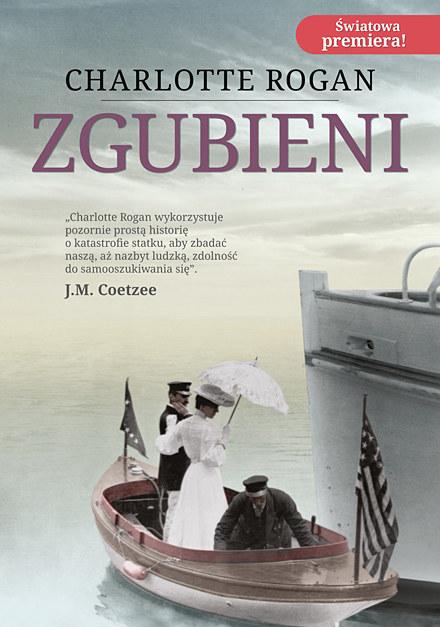 "Charlotte Rogan ""Zgubieni"" /fot. Znak /INTERIA.PL"