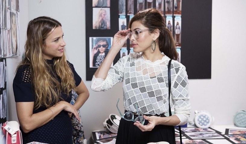 Charlotte Ronson i Eva Mendes /materiały prasowe