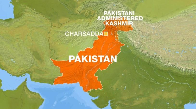 Charsadda, Pakistan /Twitter/AJE News /