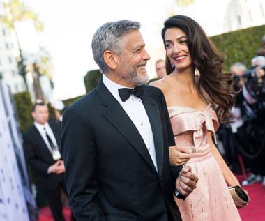 Charytatywna inicjatywa George'a i Amal Clooneyów