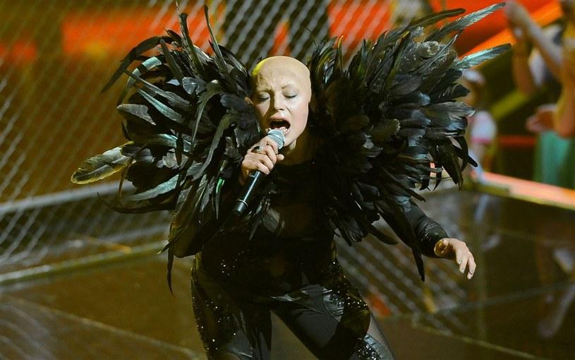 Charyzmatyczna Natalia Sikora na scenie /AIM /AIM