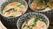Chawanmushi - japońskie jajko na parze