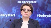Chcą odwołania minister edukacji Anny Zalewskiej