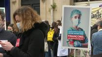 Chcą podwyżek. Protest pracowników służby zdrowia we Francji