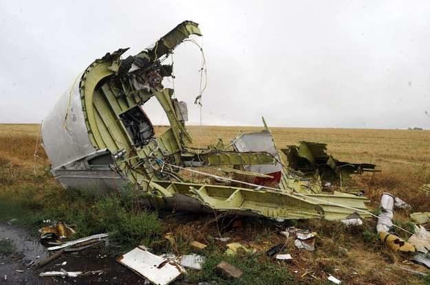 Chcą przyspieszenia śledztwa ws. katastrofy boeinga nad Ukrainą /AFP