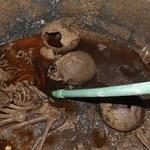 Chcą wypić tajemniczą breję z egipskiego sarkofagu