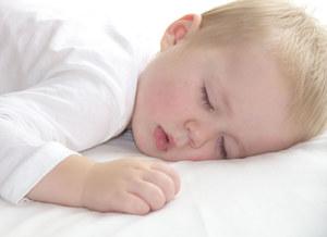 Chcę, by synek przesypiał noc