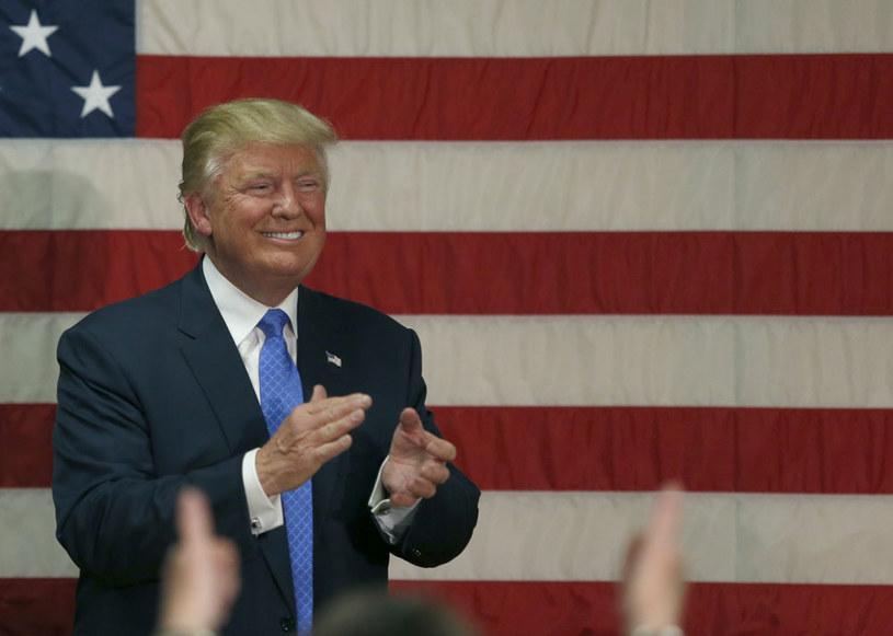 """""""Chcę wygrać wybory proponując politykę dla przyszłości kraju, a nie przypominając przeszłość Billa Clintona"""" /AFP"""