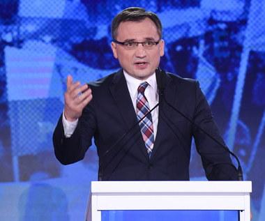 """""""Chcemy radykalnie zaostrzyć kary za przestępstwa gospodarcze"""". Ziobro zapowiada zmiany"""