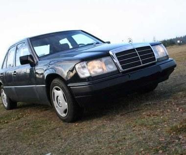 Chcesz kupić W124? Musisz to zobaczyć!