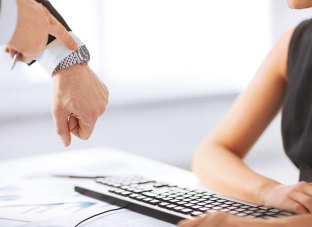 Chcesz mieć w pracy mniej stresów? Poznaj styl rządzenia swojego szefa /123RF/PICSEL
