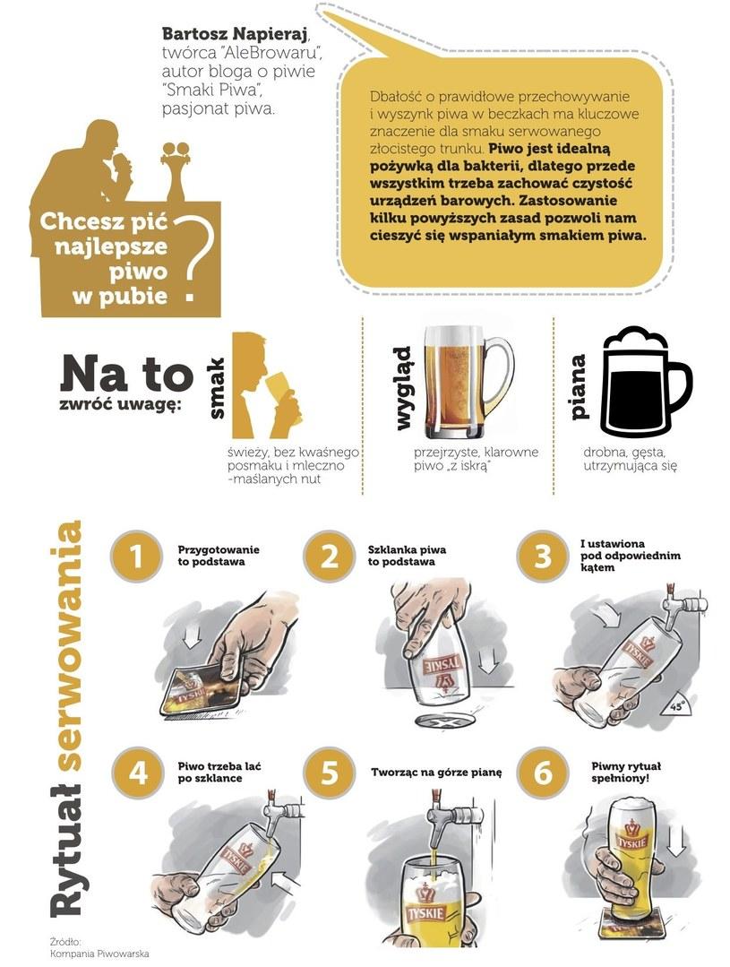 Chcesz pić najlepsze piwo w pubie? Na to zwróć uwagę /materiały prasowe