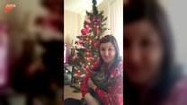 Chciała mieć świąteczne zdjęcie z pupilem. Niestety...