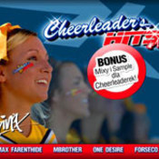 różni wykonawcy: -Cheerleaders Hits vol. 1
