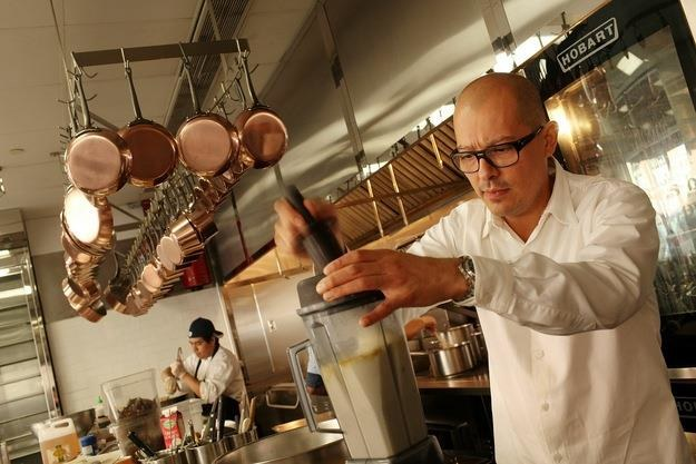Chef's Table at Brooklyn Fare /AFP