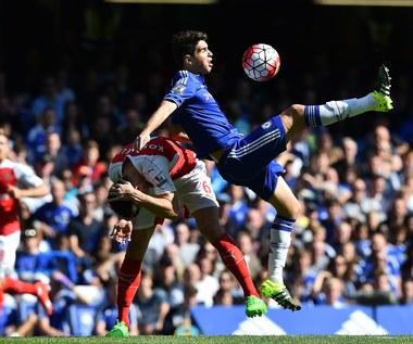 Chelsea - Arsenal 2-0 w 6. kolejce Premier League