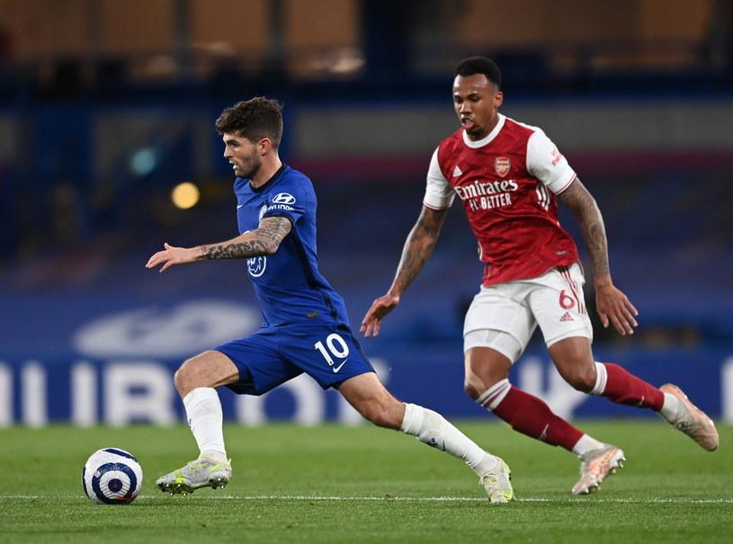 Chelsea - Arsenal /Shaun Botterill /PAP