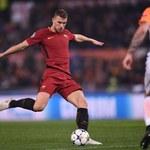 Chelsea chce pozyskać Edina Dżeko z AS Roma