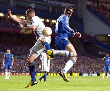 Chelsea - FC Basel 3-1. Londyńczycy w finale Ligi Europejskiej