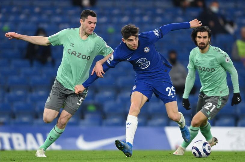 Chelsea FC - Everton FC /Mike Hewitt /PAP