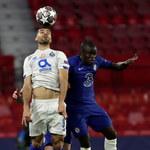 Chelsea - FC Porto w rewanżowym meczu 1/4 finału Ligi Mistrzów. Gol przewrotką w ostatniej akcji