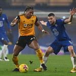 Chelsea FC - Wolverhampton Wanderers 0-0 w 20. kolejce Premier League