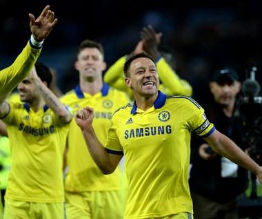 Chelsea Londyn o krok od mistrzowskiego tytułu