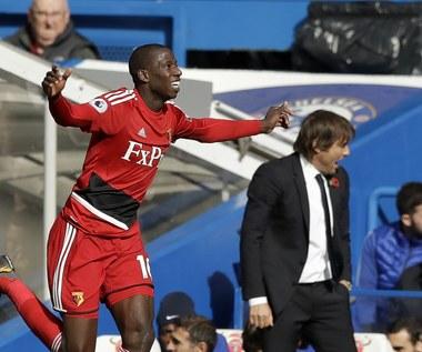 Chelsea Londyn - Watford FC 4-2 w 9. kolejce Premier League