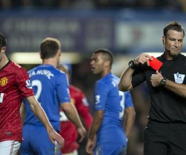 Chelsea oskarża sędziego o znieważenie piłkarzy
