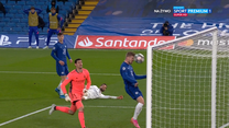 Chelsea - Real. Gol na 1-0 Timo Wernera (POLSAT SPORT). WIDEO