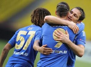 Chelsea zagra w półfinale Ligi Europejskiej