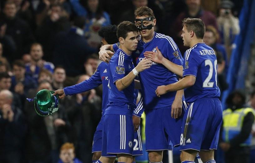 Chelsea zagrało pierwszy mecz bez Mourinha na ławce /AFP