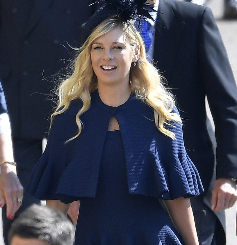 Chelsy Davy /WPA Pool /Getty Images