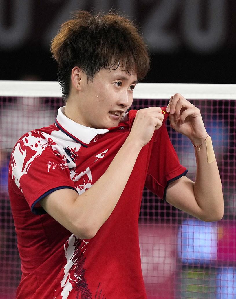 Chen Yufei /PAP
