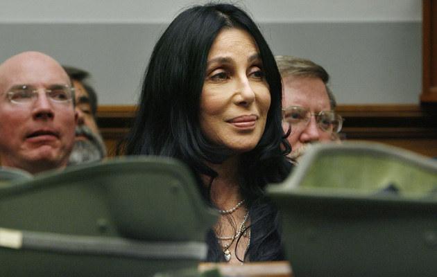 Cher, fot. Chip Somodevilla  /Getty Images/Flash Press Media