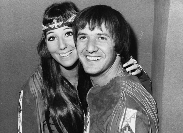 Cher i Sonny Bono /Getty Images/Flash Press Media