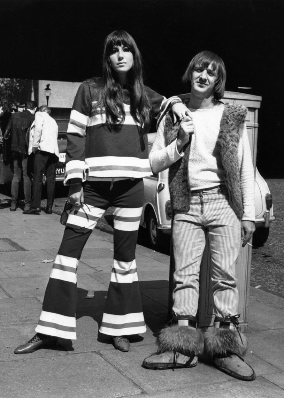 Cher i Sonny Bono /Fred Mott /Getty Images