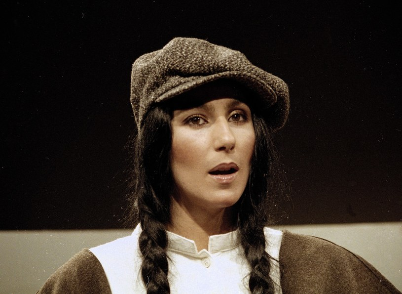 Cher na początku lat 70. /AP/Fotolink