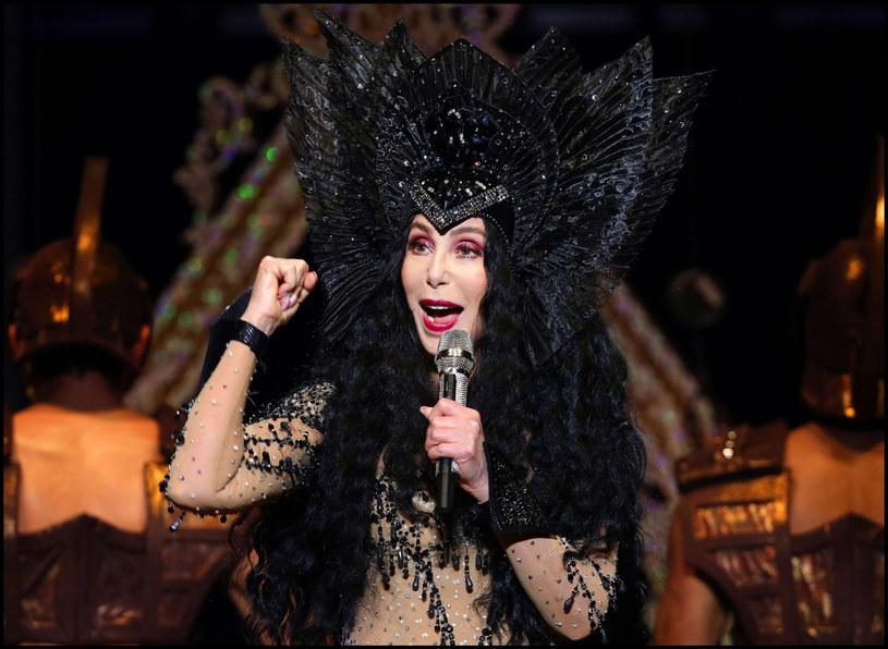 Cher planuje ślub z młodszym partnerem /Irish Independent/Eyevine/East News /East News