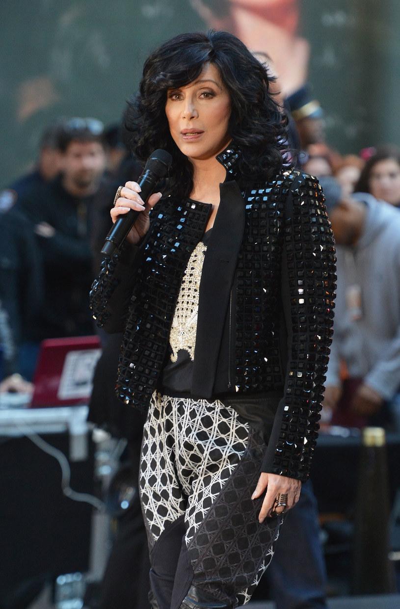 Cher - prawdziwe nazwisko to Cherilyn Sarkisian LaPiere /Slaven Vlasic /Getty Images