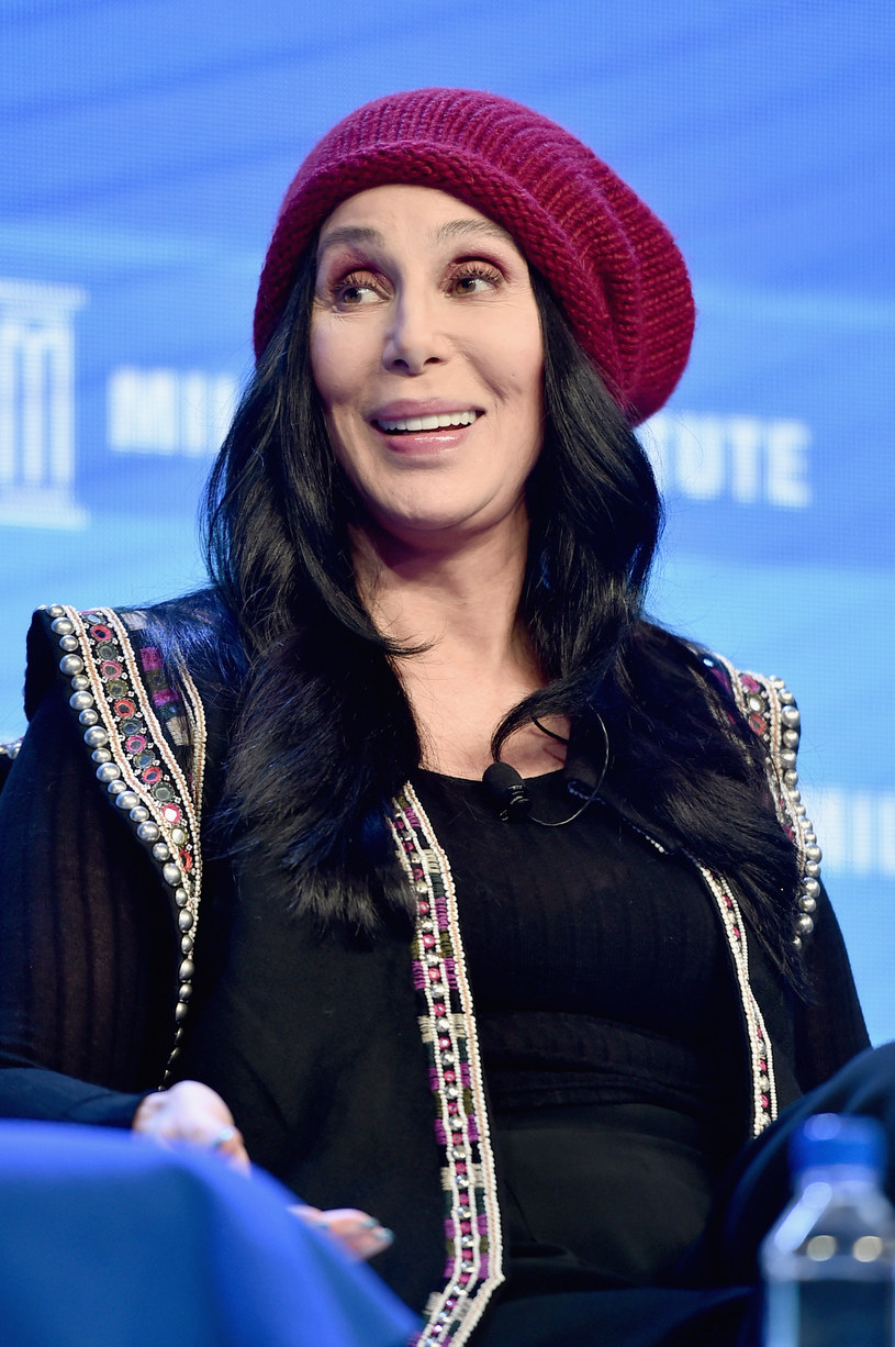 Cher /Alberto E. Rodriguez /Getty Images