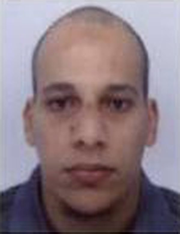 Cherif Kouachi / FRENCH POLICE / HANDOUT    /PAP/EPA