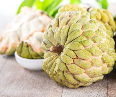 Cherimoya: Zdrowy i pyszny owoc o smaku budyniu