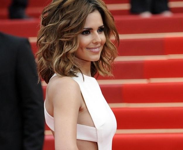 Cheryl Cole chciała tylko zapomnieć o niewiernym mężu... /AFP