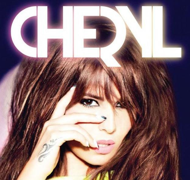 "Cheryl Cole na okładce albumu ""A Million Lights"" /"