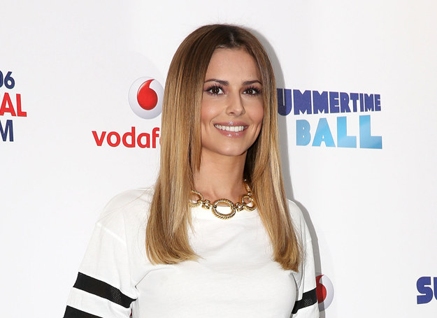 Cheryl Cole /Getty Images