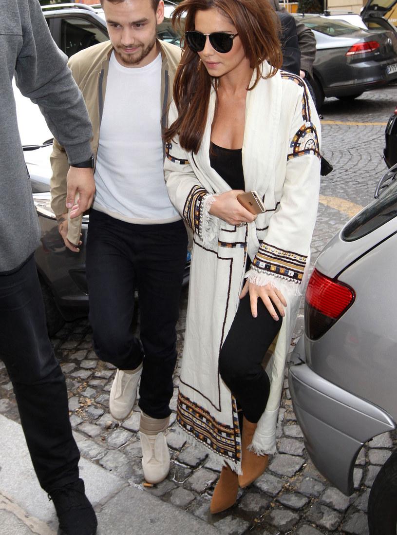 Cheryl i Liam Payne /Beretta/Sims/REX/Shutterstock /East News