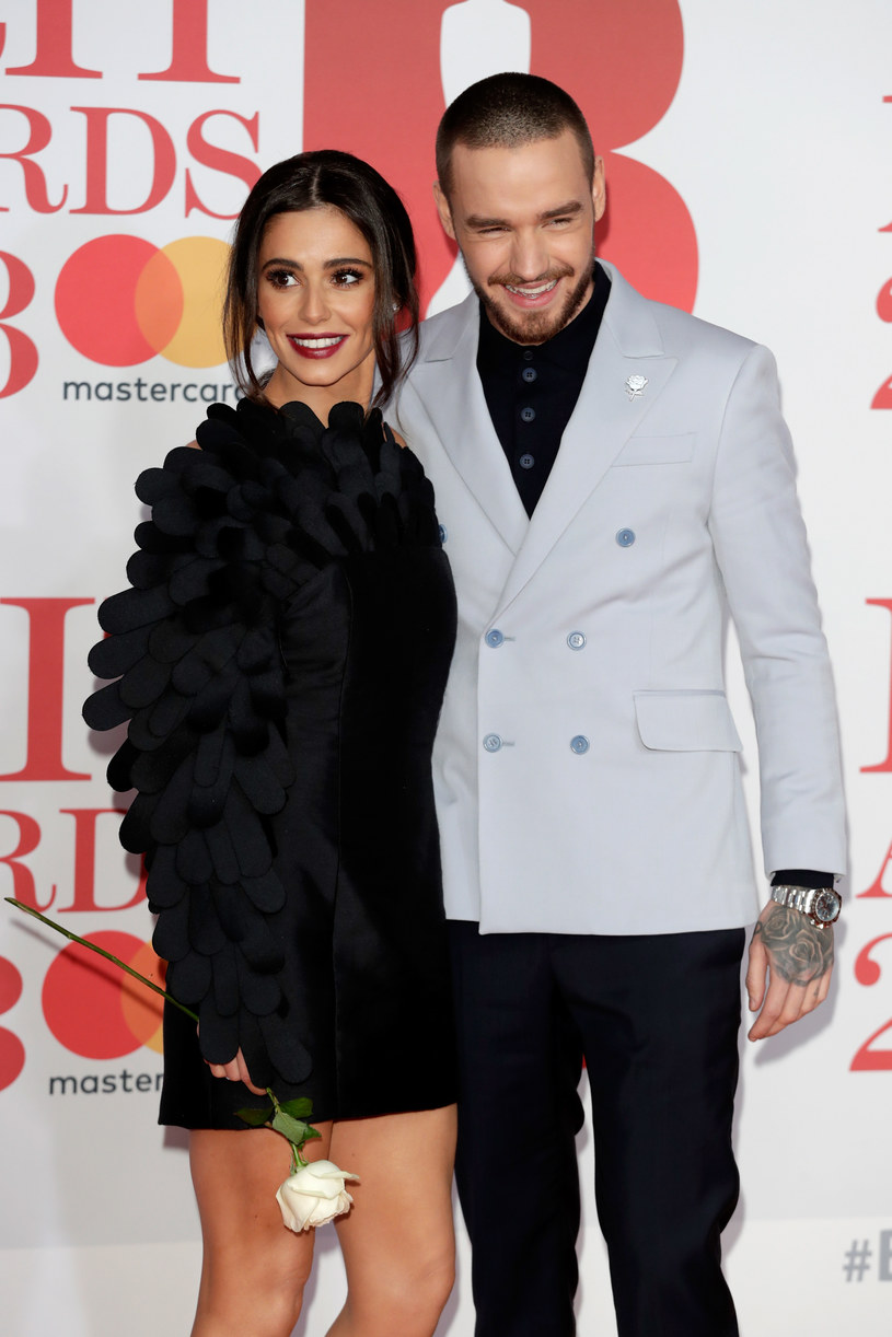Cheryl i Liam Payne /John Phillips    /Getty Images