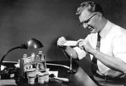 Chester Carlson - wynalazca kserografii /Źródło: Dziennik Internautów