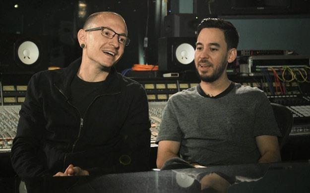 Chester i Mike z Linkin Park opowiadają o kulisach swojej pracy /